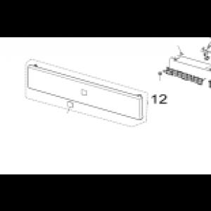 012. Frontpanel (Lucka) till IVT Nordic Inverter PRN