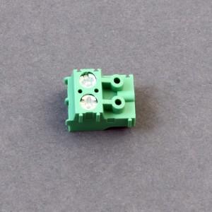 Plintanslutning rego 800 grön