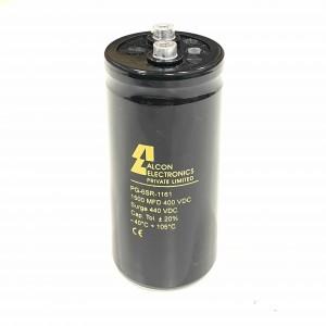 060. Kondensator 1500 µF 400VDC
