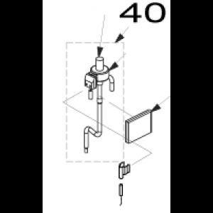 040B. Expansionsventil till Nordic Inverter och Bosch