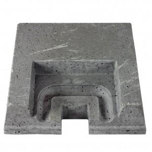 Keramikroster, bakre V-35
