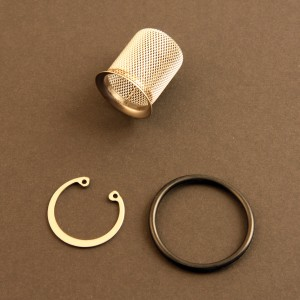 009D. Filter ball delsats DN 25