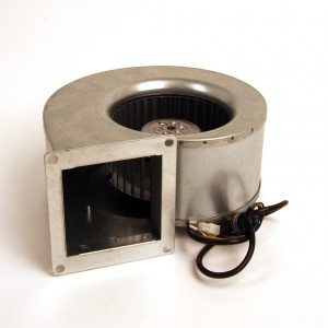 Fläkt / Fläktmotor 165 W med molex IVT 490 / 495 / 590 / 633 / 695