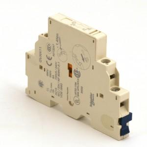 Hjälpkontakt block GV2-AN11