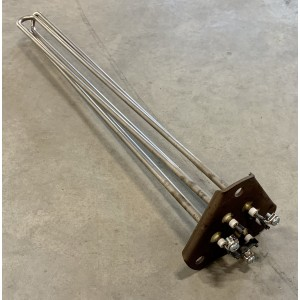Elpatron 3 kW Δ-fläns