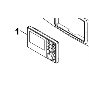 001C. Display och Kontrollpanel HMC300