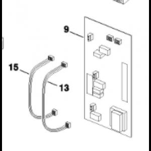 AHB utan nöddrift I/O-kort SP