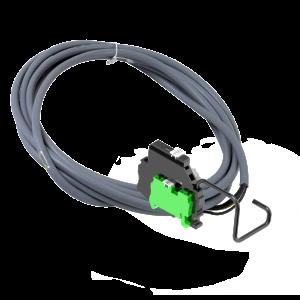 Värmekabel för kondensrör 5m