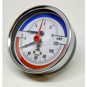 Hydrotermometer