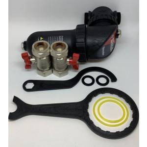 BoilerMag Magnetfilter för 28 rör