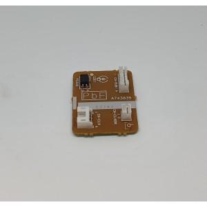 Kretskort CSHE9/2DKE Jonisering