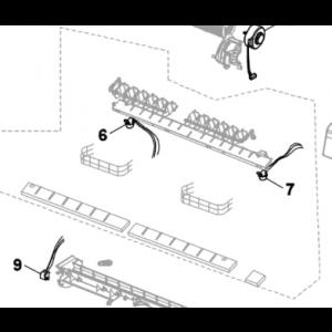 009B. Motor till luftriktare Nordic Inverter och Bosch Compress 7000