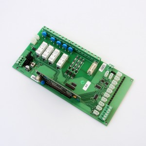 Plint/Reläkort 800 X15