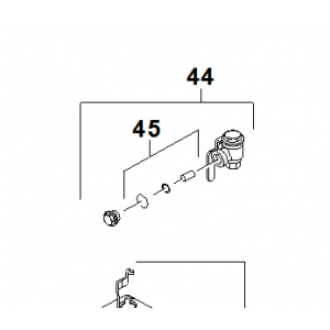028C. Filter Ball DN20 - Renssil för värmesystem