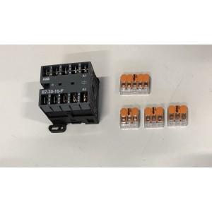 Kontaktor 16A 24V / 400V, AC, MOHF (909451)