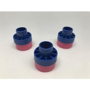 Gummidämpare/vibrationsdämpare kompressor NIBE F750