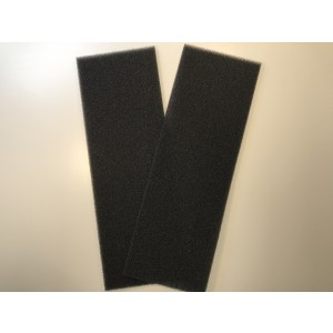 2-pack IVT/Bosch Filter 165x480x13 IVT 490/495/590/595/695/Vent 202, 302 mfl
