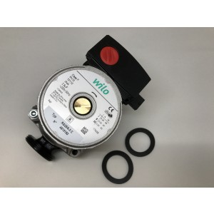 026C. Cirkulationspump Wilo RS 25/6 - 3 - 130 mm 3 hastigheter Molexan