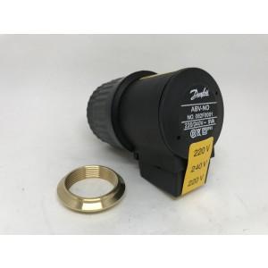 Shuntventilsats inkl motor fram till -88 (svarta motorn std1.2/100)