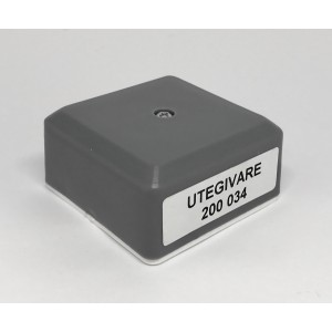 Givare Ute Ecoheat/el