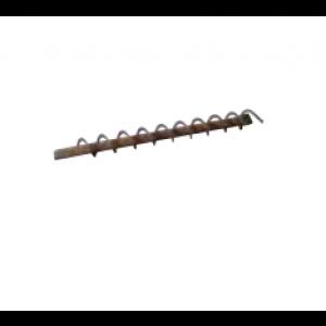 Turbulator 21/45 Ø 44*450 S=45