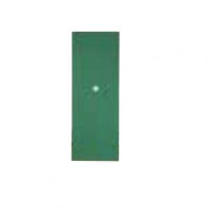Plåt, sida vänster/höger grön