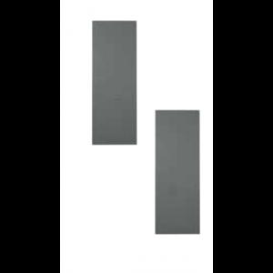 Isoleringsplåt sida vänster komplett