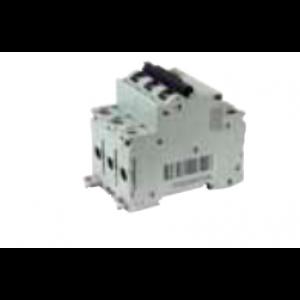 Automatsäkring 10 A, 3-polig 0611-0651