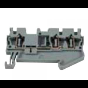 Plint ST 2,5-TWIN grå