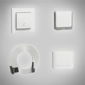 Bosch trådlös rumsgivare för värmepump