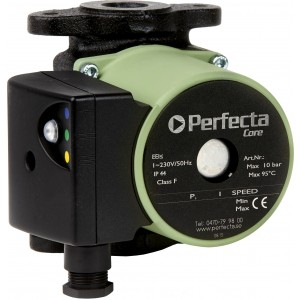 Cirkulationspump Perfecta Core 25F-8-120 EEI=0,21