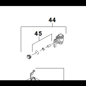 046C. Renssil värmesystem - Filter Ball DN25