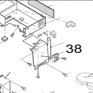 038B. Kopplingsplint till Nordic Inverter och Bosch Compress