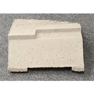 Keramikroster - Höger bak