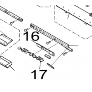 016A. Diod kort innerdel till Nordic Inverter GR-N/FR-N