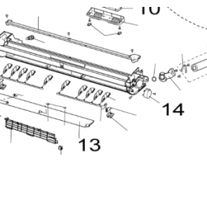 014. Luftriktarmotor till Nordic Inverter LR-N/PR-N