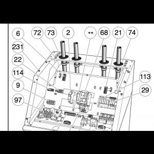 002. Automat.säkring Moeller