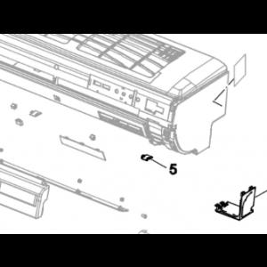 005B. Täckbricka för skruv för Nordic Inverter innedel