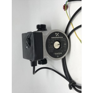 Cirkulationspump Grundfos UPS0 15-60 CIL2 till Mitsubishi värmepump