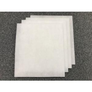 -22% rabatt 4-pack filter till NIBE Fighter 310, 315, 360, 100, 200, FLM 30, FLM 40, 370x330 mm