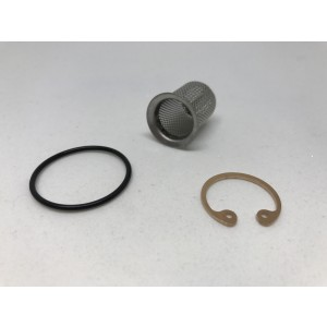 001D. Filter ball delsats DN 20