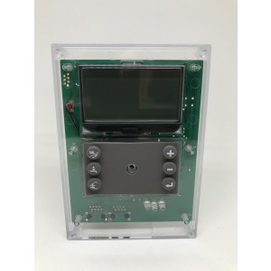 032. Display Unit With Leds Res.d