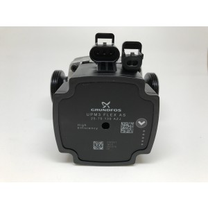016. Cirkulationspump Grundfos UPM3 Flex AS 25-70, 130 mm (ersätter 25-60)