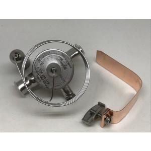 002C. Expansionsventil Danfoss 6 m. clips