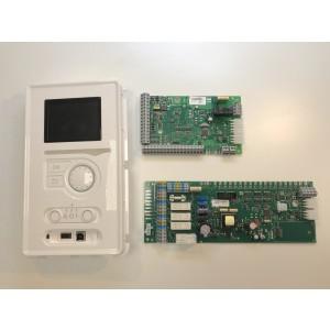 Uppgradering till Nibe Uplink (internetkoppla din Nibe värmepump)