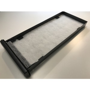 118. Filterhållare komplett med filter