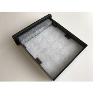 119. Filterhållare Komplettett