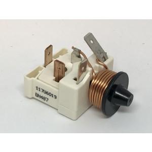 Startrelä kompressor 490