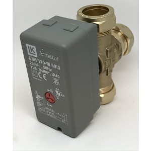 Växelventil IVT VXV525-28 Motor EMV110M pumpar före augusti 2011