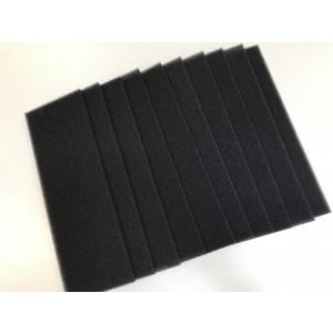 -42% rabatt 10-pack IVT/Bosch Filter 165x480x13 IVT 490/495/590/595/695/Vent 202 mfl